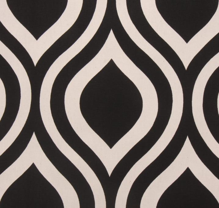 Premier prints emily black natural for B bshop